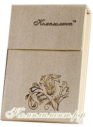 Коробочка для медали (Цветок)