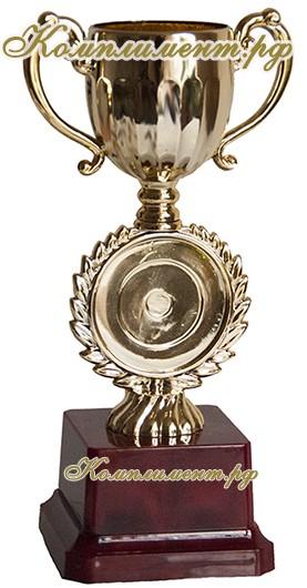 Кубок (чаша, эмблемодержатель 40 мм)