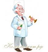 Доктор Айболит (плакат вырубной)