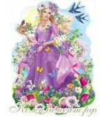 """Плакат """"Девушка-Весна"""""""