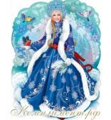 "Плакат ""Снегурочка"""