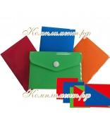 Набор карточек для изучения букв и звуков с конвертом для хранения