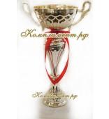 Кубок - чаша (цвет золотой)