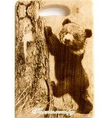 "Доска разделочная ""Медвежонок"""