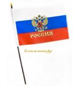 Флаг России на присоске