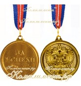 "Медаль ""За успехи"""
