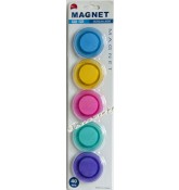 Магниты 40 мм (набор 5 штук)