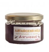 """Мед """"Дягилевый"""" алтайский, натуральный, с пасеки"""