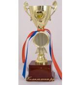 Кубок чаша, на постаменте (20см)